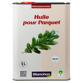 Huile pour parquet Blanchon 5L - Incolore
