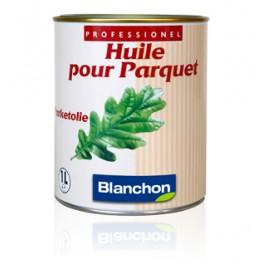 Huile pour parquet Blanchon 1L - Noir
