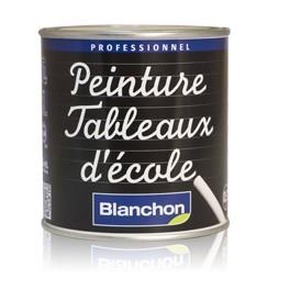 Peinture Tableau d'école Blanchon 0,5L - Noir