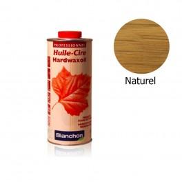 Huile Cire Blanchon pour parquet huilé  1L - Naturel