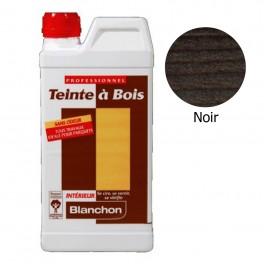 Teinte à Bois Blanchon 1L - Noir