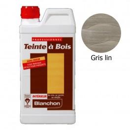 Teinte à Bois Blanchon 1L - Gris lin
